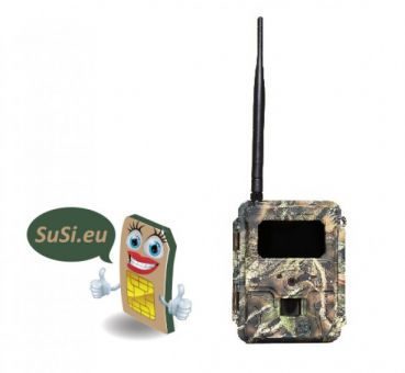 SEISSINGER SPROMISE S128 GPRS/2G BlackFlash HD 8MP